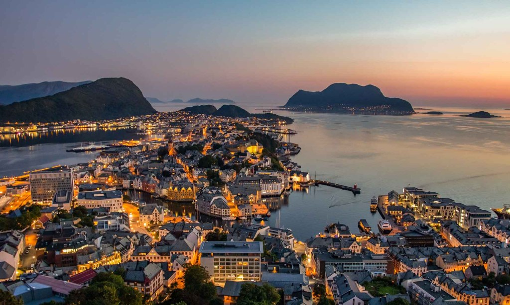 Norway Copper