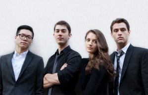 The Dover Quartet (Emerald City Music) @ St Michael's Westside Church | Olympia | Washington | United States