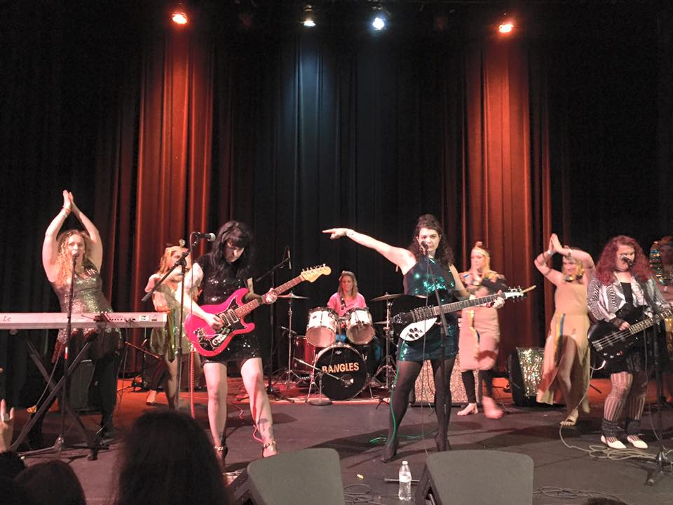 """The Bangles"" at Night of the Living Tribute Bands 2015"