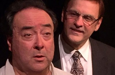 Frank Kohel and Micheal O'Hara in The Story of My Life