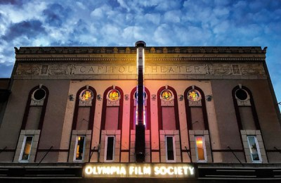 Capitol Theater, photo by Jaima Lyons