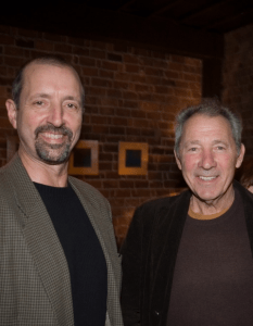 Scot Whitney and Israel Horovitz
