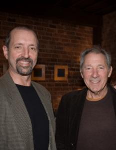 Scot Whitney and Israel Horovitz