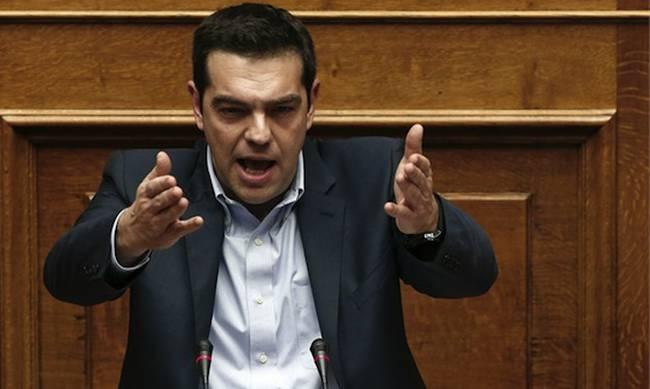 Αλέξης Τσίπρας «Η πολιτική ΝΔ ΠΑΣΟΚ υπονόμευσε τον αγροτικό τομέα» (βίντεο)
