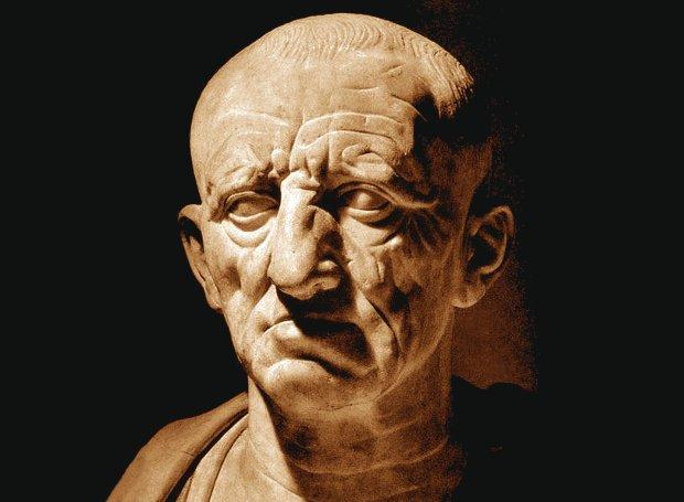 ΙΣΤΟΡΙΚΟ ΑΝΕΚΔΟΤΟ Το άγαλμα του Κάτωνος