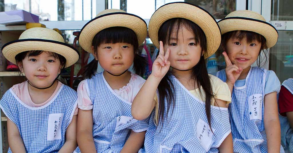H Ιαπωνία έχει τα πιο υγιή παιδιά στον κόσμο. Διαβάστε γιατί!