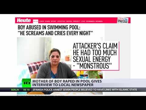 """ΑΠΙΣΤΕΥΤΟ-Αυστριακό δικαστήριο αθώωσε βιαστή 10χρονου σε πισίνα γιατι """"δεν κατάλαβε οτι το παιδί δεν ήθελε να βιαστει"""""""