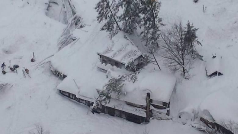 Στους 30 οι νεκροί από την χιονοστιβάδα που καταπλάκωσε Ξενοδοχείο SPA στην Ιταλία (ΒΙΝΤΕΟ)
