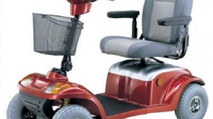 Δραματική έκκληση αναγνώστη Έκλεψαν το αναπηρικό αμαξίδιο της συζύγου μου