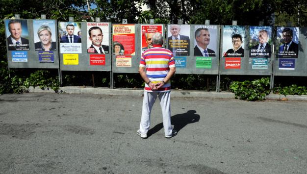 Το πρωτο exit poll για τις Γαλλικές Εκλογες ΟΛΑ ΠΑΙΖΟΝΤΑΙ