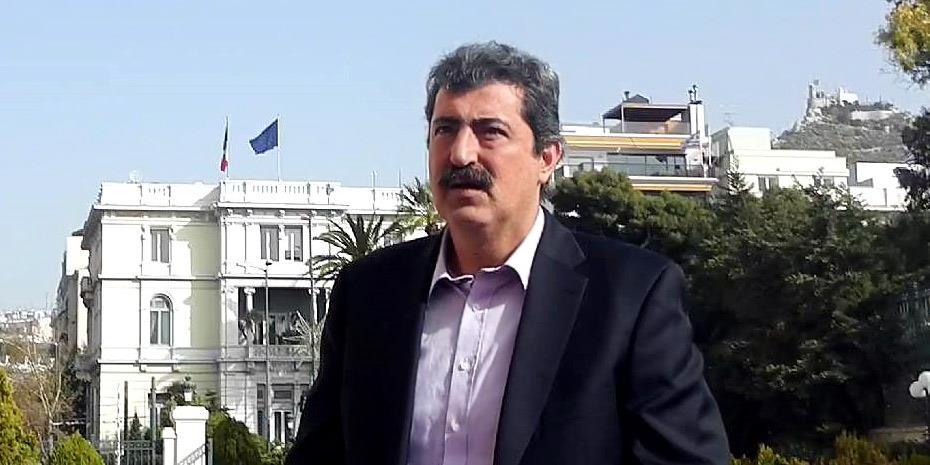 Ποίημα του Πολακη για την απόφαση του ΣτΕ που θα μεινει στην Ιστορια ως η πιο Μαύρη Σελίδα της Ελληνικής Δικαιοσύνης