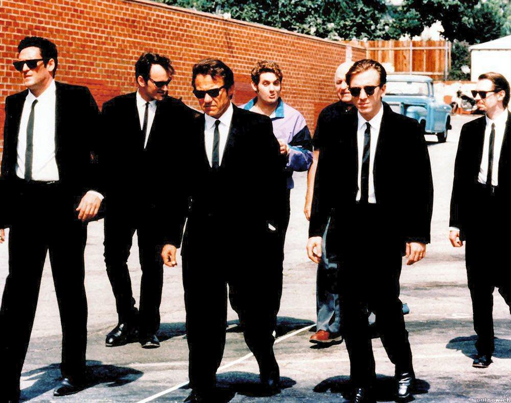 ΣΑΡΩΝΕΙ η Ελληνική version του Reservoir Dogs