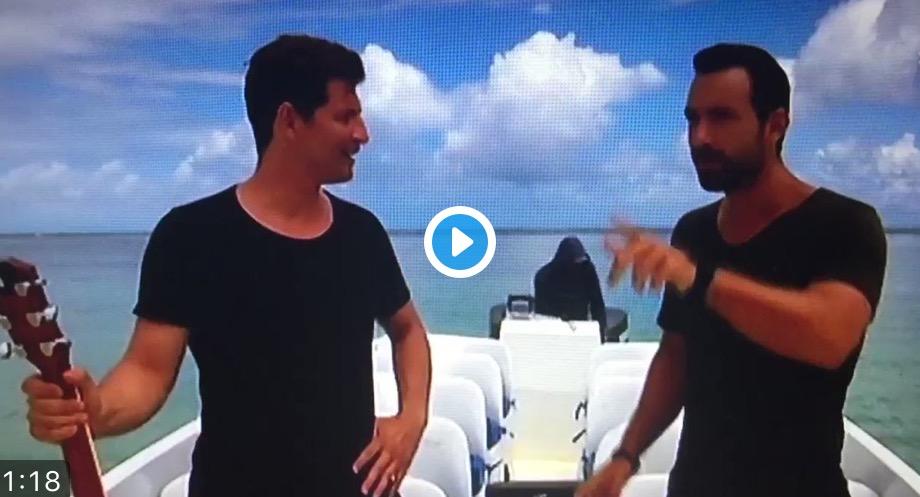ΚΑΤΕΡΡΕΥΣΕ ο Ρουβας οταν είδε το χάλι της παραλίας του #SurvivorGr