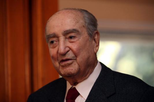 Σε ταφο έτοιμο απο το 2010 θα ταφεί ο Κωνσταντίνος Μητσοτακης