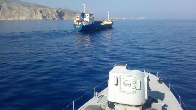 Με Σημαία…Μάλτας το πλοίο με εκρηκτικά στην Σούδα- Ο Ερντογαν εξοπλίζει τους Τζιχαντιστες
