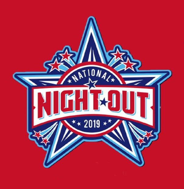 Save The Date for National Night Out