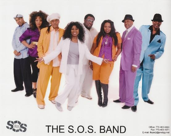 S.O.S. Band Headlines Community Night Out