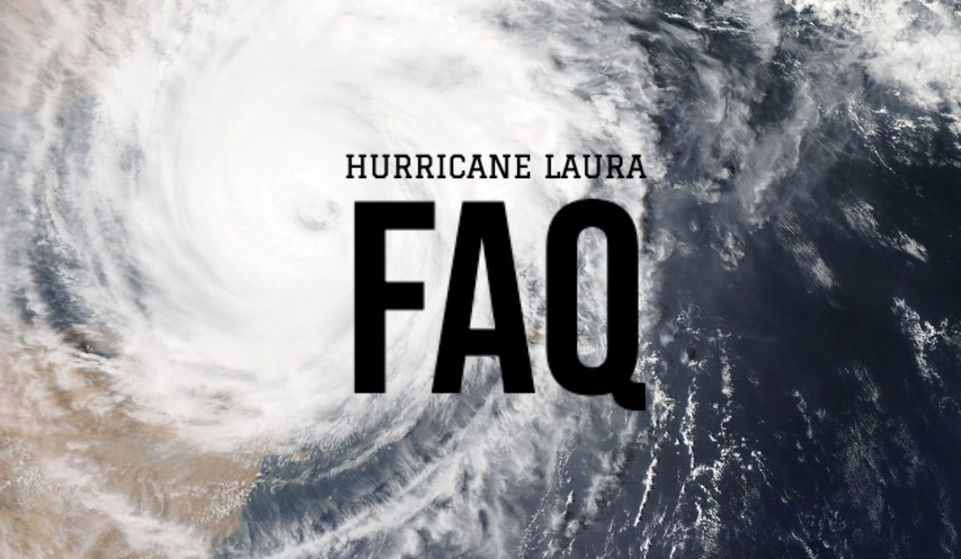 Hurricane Laura FAQ