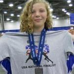 National Finalist