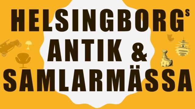 Välkomna till Helsingborgs Antik- & samlarmässa i Olympiahallen den 25-29 juli, nu med en ny arrangör!
