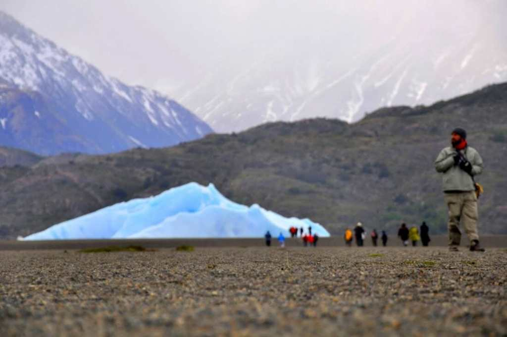 iceberg patagonie blog voyages