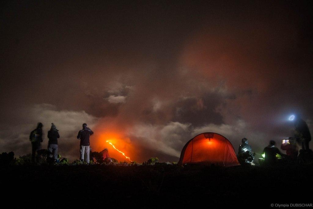 volcan piton fournaise la réunion