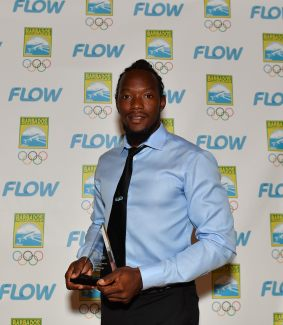 Sean Ward – 2016 Independence Games Awardee in the Sport of Rugby.