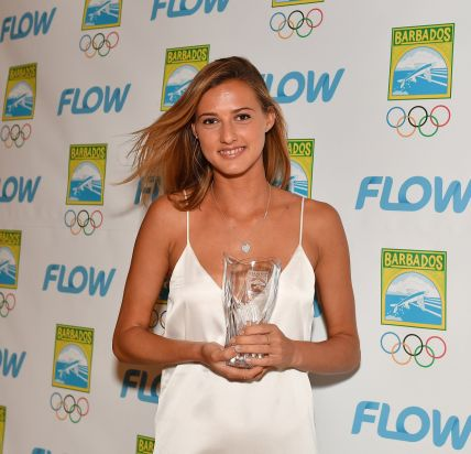Special Individual Recognition Award presentedto Chelsea Tuach in the Sport of Surfing.