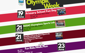 Olympic Week Activities