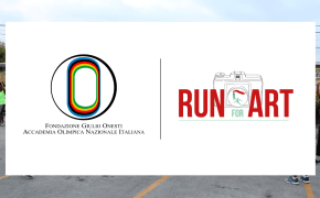 The Giulio Onesti Foundation presents Run for Art 2018