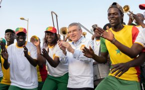 IOC PRESIDENT IN SENEGAL ON DAY 2 OF AFRICAN TOUR – SEES PREPARATIONS FOR YOUTH OLYMPIC GAMES DAKAR 2022