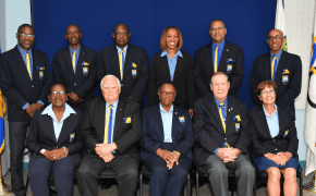 "Tribute to Ralph ""Bruggadung"" Johnson, GCM from The Executive Board of the BOA"