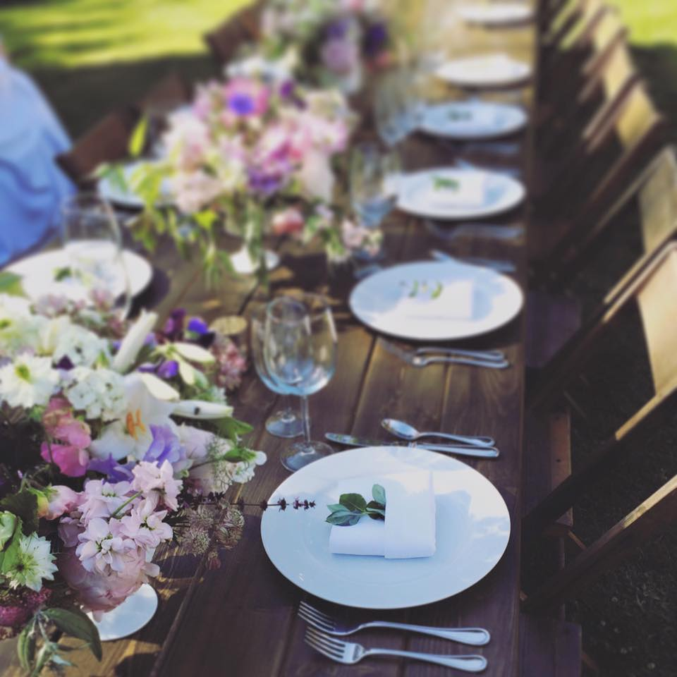 wedding tables and chairs for rent rocker gaming chair australia olympic farm style events event rentals our are perfect your or special hand crafted 10 benches french barn doors arbors