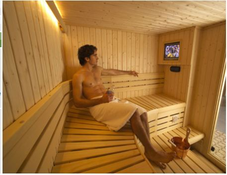 Sauna Before or After Your Workout Thats the Hot