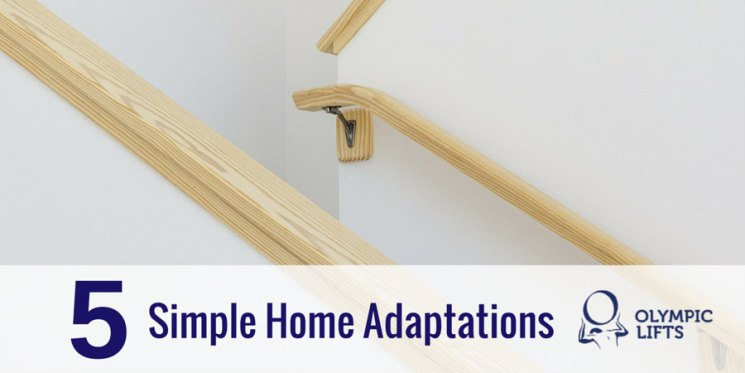 5 Simple Home Adaptations