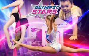 Danza Aerea en telas, Gimnasia Olimpica, estimulacion temprana