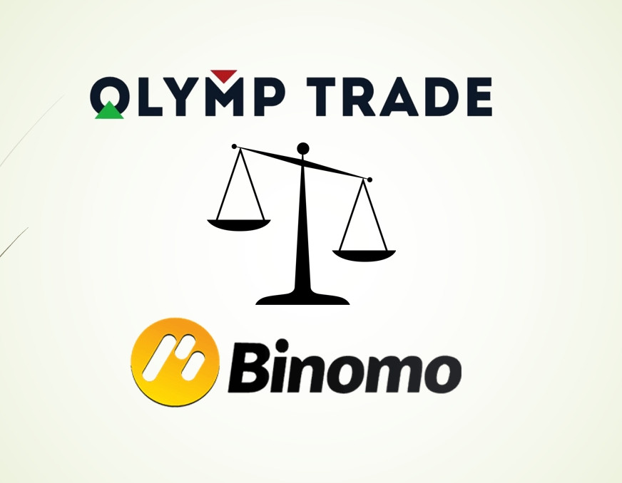 really cheap preview of detailing Compare the reputation of Binomo and Olymp Trade