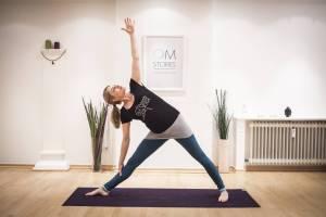 Prenatal Yoga Om Stories