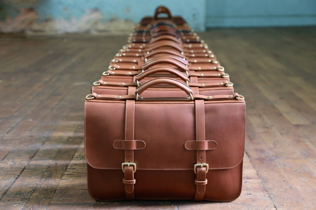 Frank Clegg briefcases