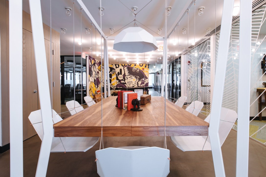 WeWork, Office Space
