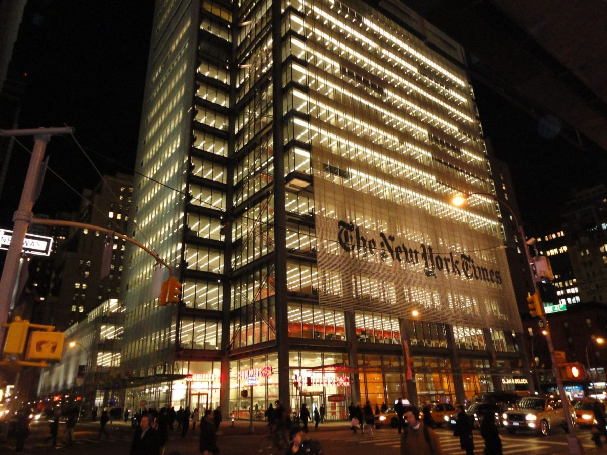 How is The New York Times Really Doing?