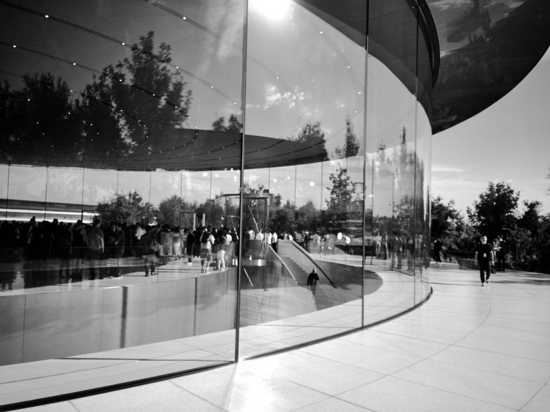 Steve Jobs Theater… Some Photos