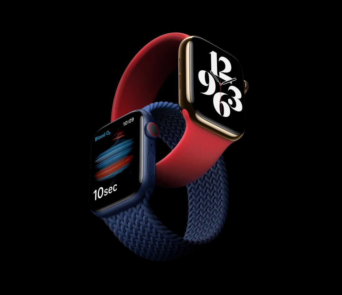 Apple Watch's Sensory Overload