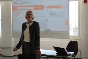Liv Heidrun Heskestad har vore koordinator for fylkeskontaktnettverket sidan 2008.