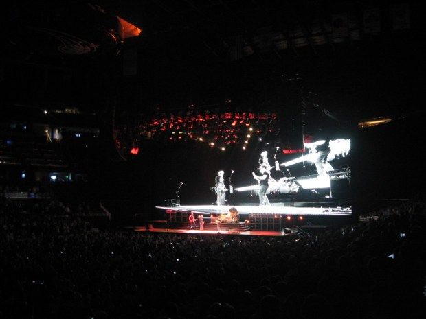 Van Halen performs at SAP SAPPHIRE 2012