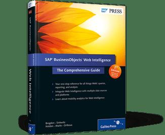 SAP Press Web Intelligence 2nd Edition