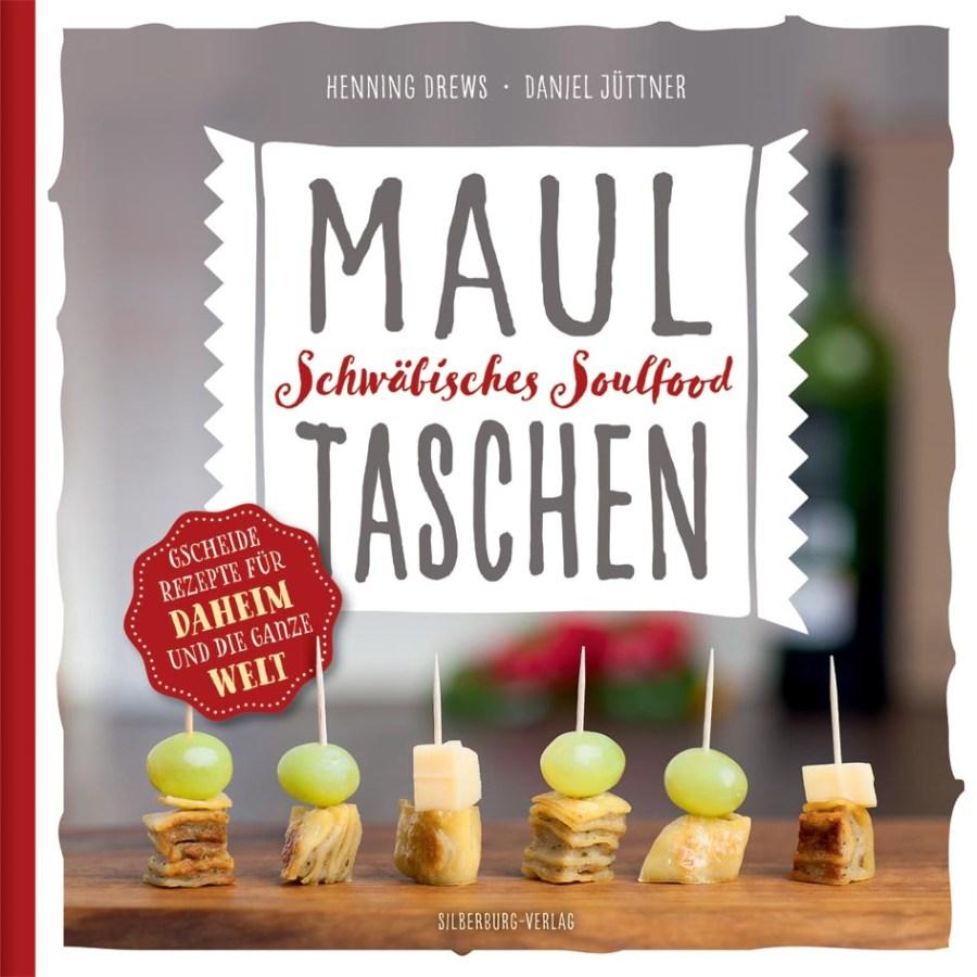 Buchtipp: Das beste Maultaschen-Buch