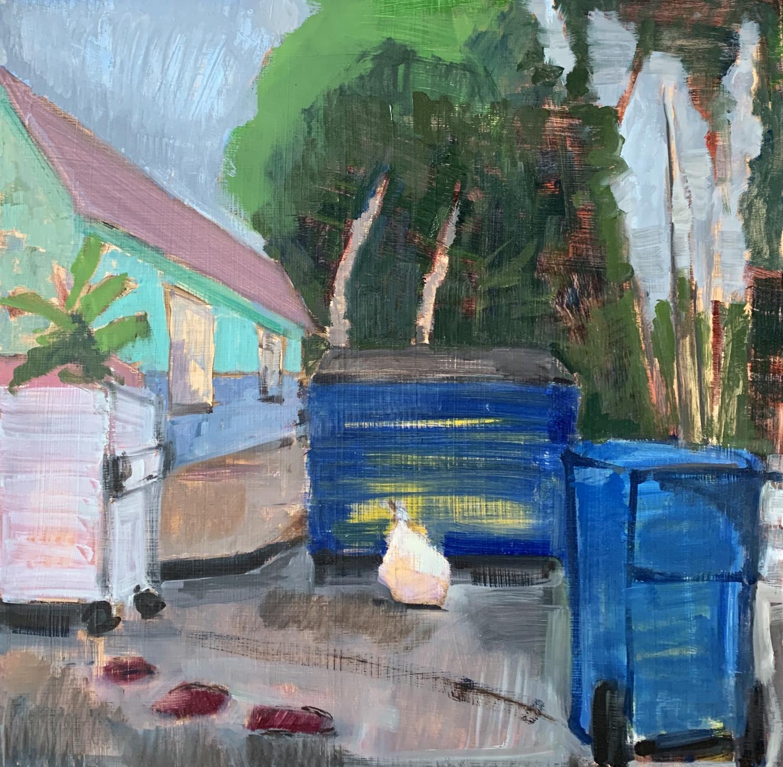 Item 150 - Inman, Dumpsters, Golden Hill