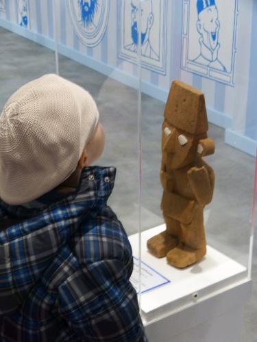exposition Tintin
