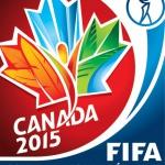 Logo de la Coupe du monde 2015 - Les Bleues - Ô Magazine